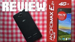 Review Smartfren Andromax E2+ : Mini yang Mantap (indonesia)