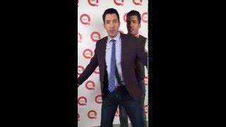 DrewScott & Jonathan Silver Scott - show on #QVC! via #Periscope