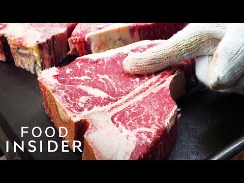 Why Peter Luger Is The Most Legendary Steakhouse In NYC   Legendary Eats