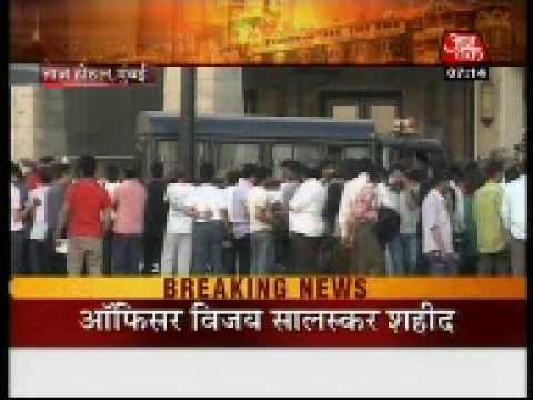 mumbai attack bomb blast and firing live video 26th november update 11on www.HIT2020.com Travel Video