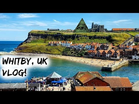Travel Vlog | Whitby (UK). 2016