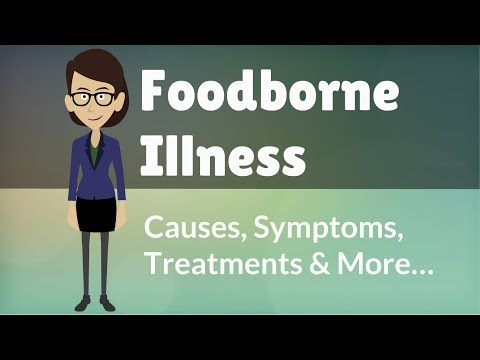 Foodborne Illness -  Causes, Symptoms, Treatments & More…