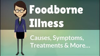 Foodborne Illness -  Causes, Symptoms, Treatments & More…