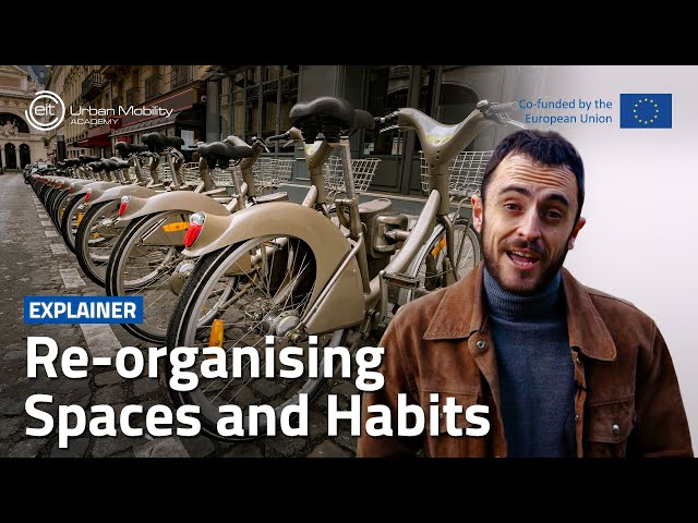 How can active mobility be integrated into urban spaces?
