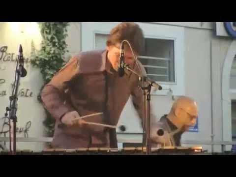"LéoTrio+ invite Kirk Lightsey & John Betsch / Bernard Jean ""extrait Solo Vibraphone"""
