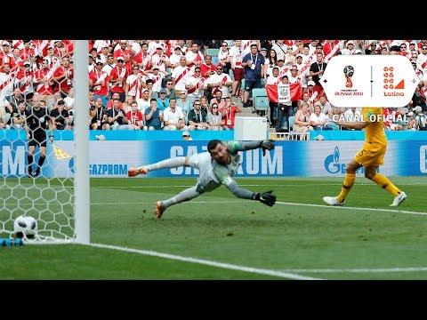 ¡André Carrillo, nos hizo gritar GOL en un mundial luego de 36 años!   Perú vs Australia