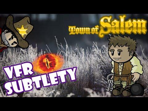 Town of Salem: VFR Subtlety