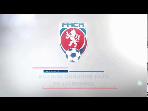 Rozbor obranné fáze FC Liverpool