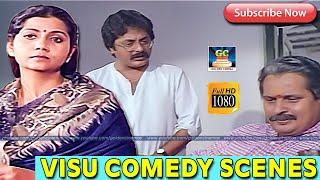 Penmani Aval Kanmani Visu Comedy Scenes