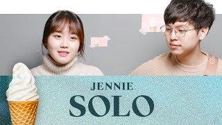 "JENNIE ""SOLO""  acoustic cover"
