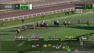 Vidéo de la course PMU PREMIO GHOST HORSE HANDICAP
