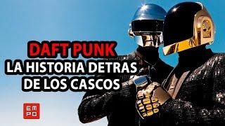 DAFT PUNK: LA HISTORIA DETRAS DE LOS CASCOS | ¡CURIOSIDADES QUE NO SABÍAS!