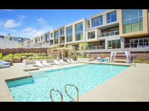 Henderson Las Vegas Nevada Neighborhood Tour Via Vantage Lofts and Luxury Flats
