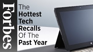 5 Hot Tech Recalls Of 2015 (That Arent Hoverboards)