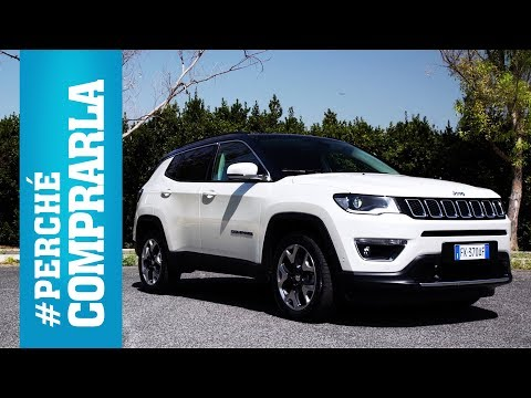Jeep Compass | Perché comprarla... e perché no