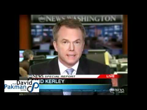 ABC News Reports Shooting in Head of Rep. Gabrielle Giffords (D-AZ)