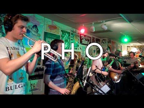 """PHO - """"Papa Joe"""" (Live on Radio K)"""