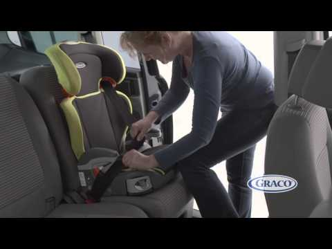 Smyths Toys - GRACO - Junior Maxi, Logico L & Assure Car Seat Installation Guide