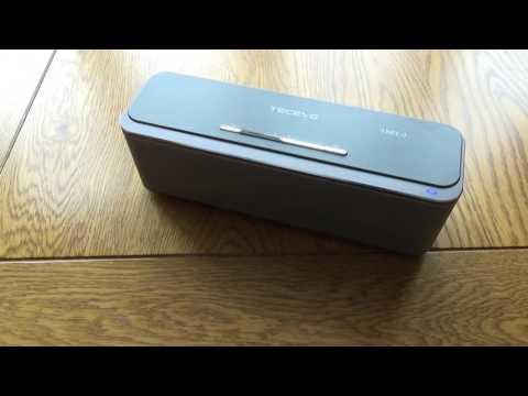 TECEVO A20 Premium 20W Bluetooth 4 0 Speaker Review