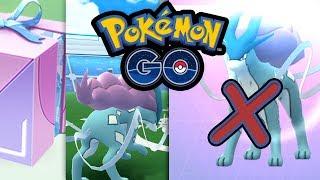 Suicune Raid-Day Tipps! Lieber Raidpässe sparen | Pokémon GO Deutsch #1103