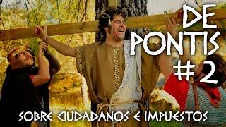 De Pontis #2 - Web serie peplum de humor en HD