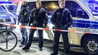 Ax attack in Düsseldorf, Germany, injures 7