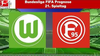 Bundesliga FIFA Prognose | 21.Spieltag | VFL Wolfsburg - Fortuna Düsseldorf