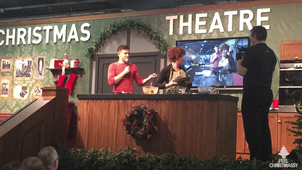 Ideal Home Show At Christmas 2016   Manchester Review