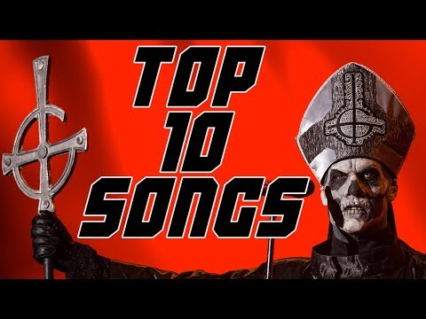 10 Greatest Ghost Songs