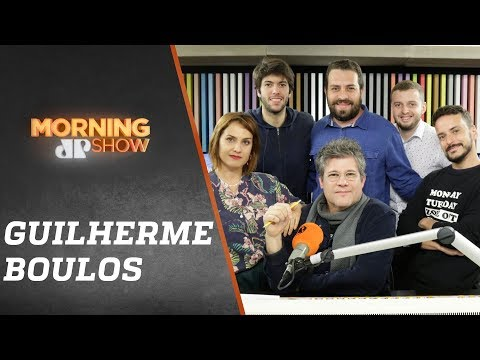 Guilherme Boulos - Morning Show - 140819