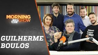 Guilherme Boulos - Morning Show - 14/08/19