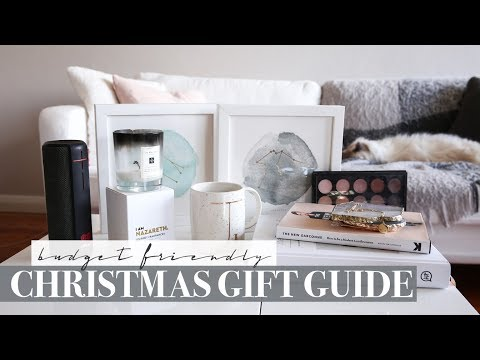 Christmas Gift Guide & Cyber Monday Discount Codes 2017 | Mademoiselle