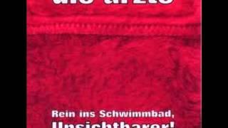 Die Ärzte - Rein ins Schwimmbad, Unsichtbarer Teil 1 2001 (Bootleg)