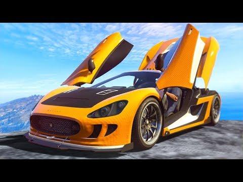NEW $2,500,000 SUPER CAR DLC! (Gta 5 DLC Funny Moments)