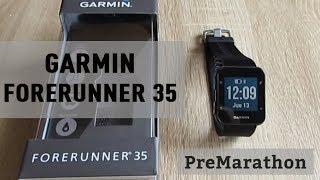 Garmin Forerunner 35: el mejor pulsómetro-gps para empezar a correr.