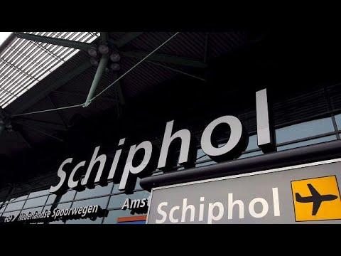 الشرطة الهولندية تطلق النار على رجل في المطار  - نشر قبل 4 ساعة