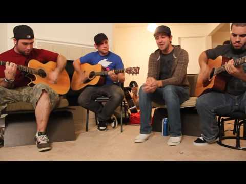With The Punches: Burned at Both Ends (Acoustic)