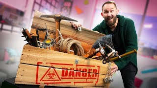 Unboxing a Mystery APOCALYPTIC Crate!