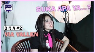 VLOG Kesukaan Via Vallen ? Q & A With VIA VALLEN Part 2