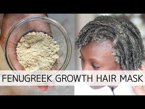 Fenugreek Powder for Natural Hair