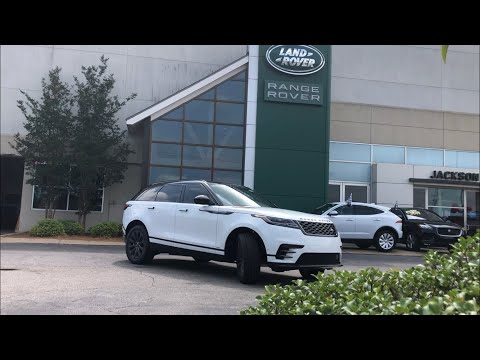 2019 LAND ROVER RANGE ROVER VELAR P380 R-DYNAMIC HSE IS WORTH EVERY PENNY!