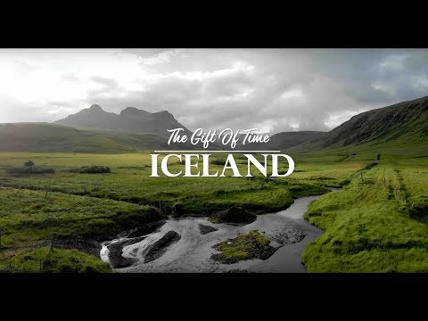 The Gift Of Time: Iceland (4k)