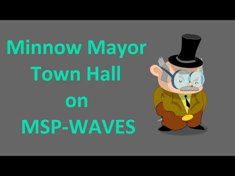 Minnow Mayor Town Hall Featuring @timcliff, @theywillkillyou, and @world5list