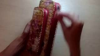 Обзор на кошелёк, клатч, сумка, аксессуар для женщин, девушек.