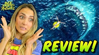 The Meg – MOVIE REVIEW