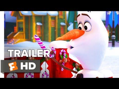 Olafs Frozen Adventure Movie Hd Trailer