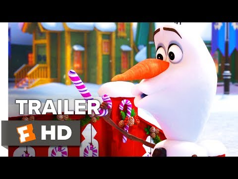 Olaf's Frozen Adventure Trailer #1 (2017) | Movieclips Trailers