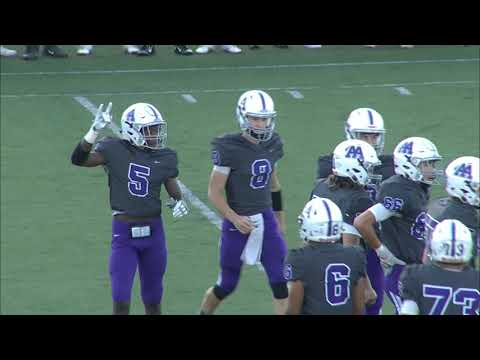 CTN SPORTS 2017 -  Skyline @ Pioneer High School Football, September 28th