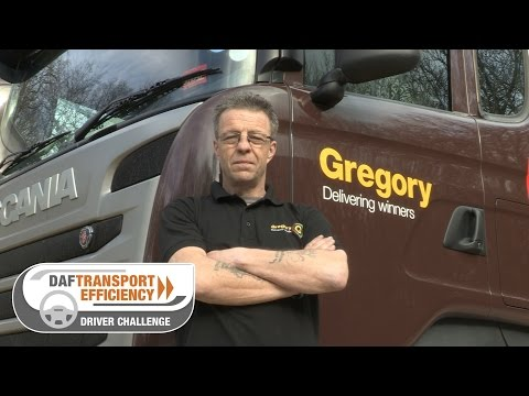 DAF Transport Efficiency Driver Challenge - Meet the Finalists: Graham Hirst