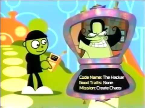 PBS Kids Promo: Cyberchase (2002)